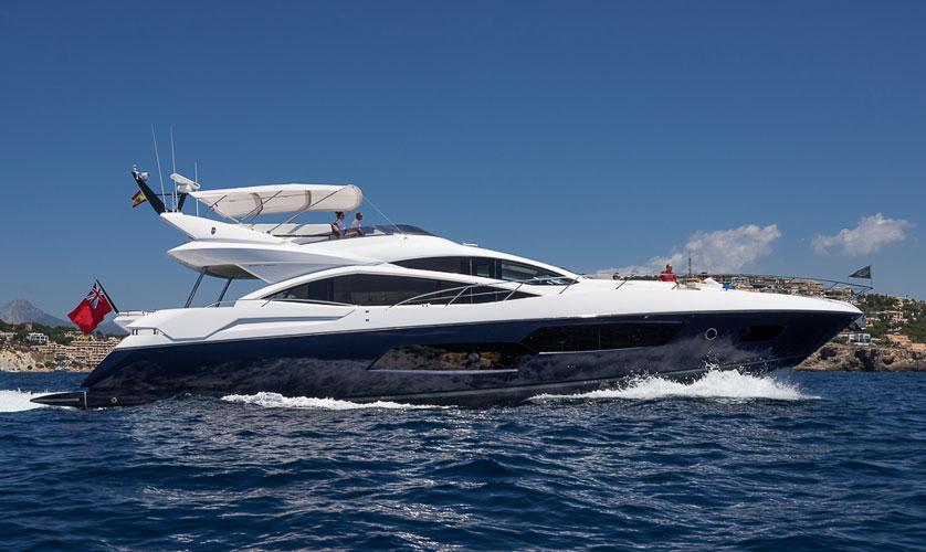 Barcos y yates de ibiza barracuda ibiza charter for Yates de lujo segunda mano