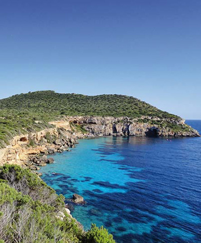 Isla de Tagomago en Ibiza