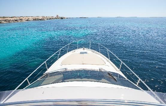 Ibiza Yachts Charter Ferreti 460