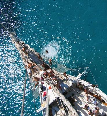 Alquiler de barco para eventos en Ibiza