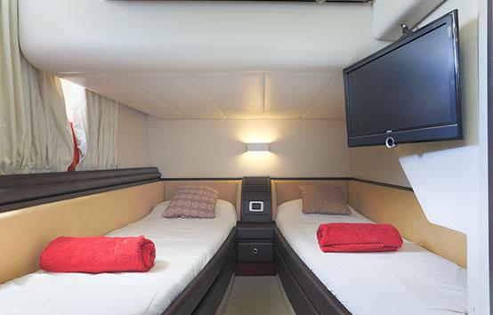 Ibiza Yacht Charter Baia Azurra 63