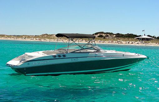 Ibiza motorboat charter