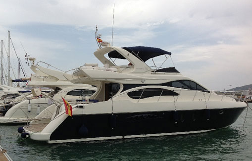 Yachts Charter on Ibiza and Formentera doqueve 58