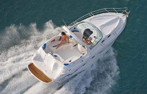Ibiza Motorboat charter Lema gold s