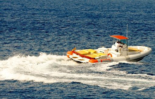Alquiler de barcos y neumáticas en Ibiza y Formentera