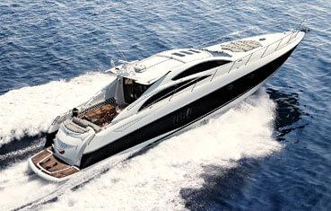 Charter Ibiza and Formentera Sunseeker Predator 72