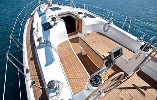 Alquiler velero en Ibiza Bavaria 40 Cruiser