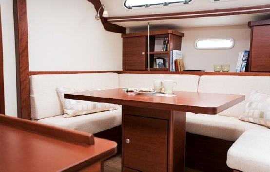 Ibiza Sailboat charter Hanse 430