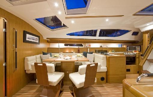 Alquiler del velero Odyssey 50 en Ibiza