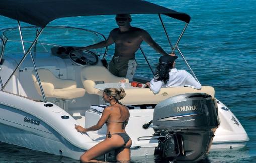 Alquiler de lancha en Ibiza Sessa Key Largo 20