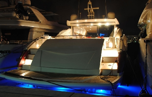 Ibiza Yachts Charter Sunseeker Predator 82