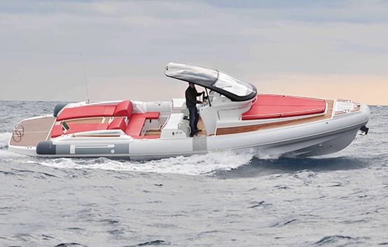 Ibiza zodiac charter pirelli pzero 1100