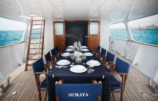 Ibiza Yachts Charter Semaya