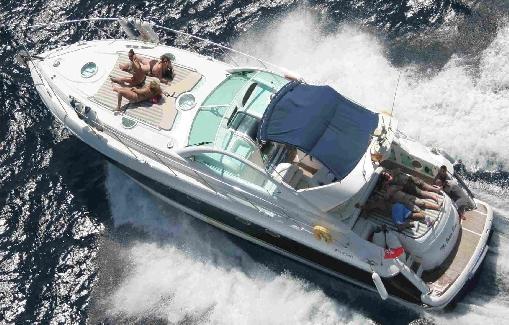 Ibiza Yachts Charter Fairline Targa 48