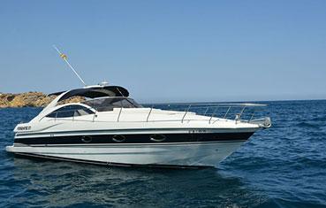Ibiza Motorboat Charter Pershing 37