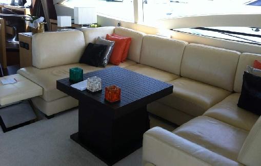 Alquiler de yate en Ibiza Pershing 90