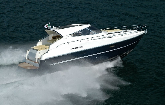 Motorboat charter on Ibiza Primatist G46