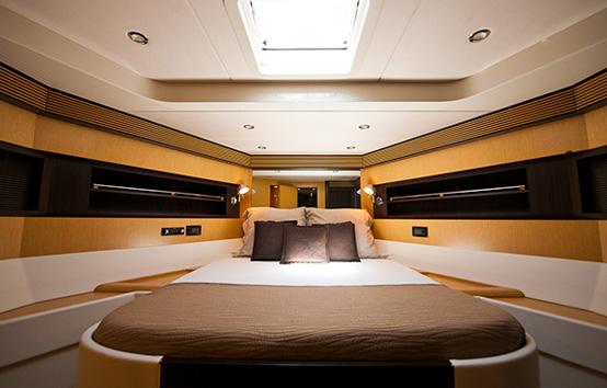 Yacht charter on Ibiza and Formentera Riva 63 vertigo