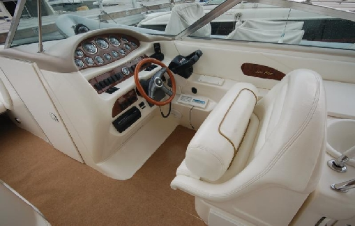 Ibiza motorboat charter Sea Ray 280