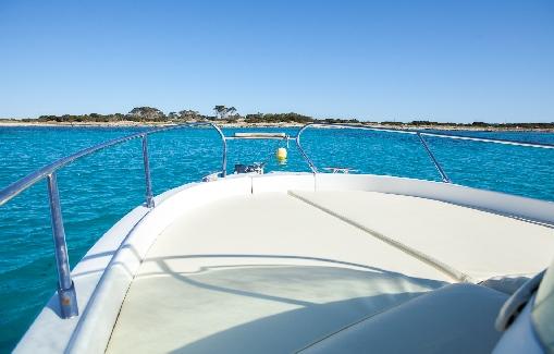 Alquiler lanchas en Ibiza Sessa key largo 22