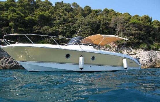 Alquiler de lancha en Ibiza Sessa Key Largo 28