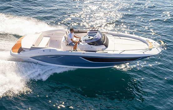 ibiza motorboat charter Sessa Key Largo 27