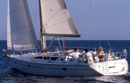Ibiza Sailboat charter Jeanneau SO 40