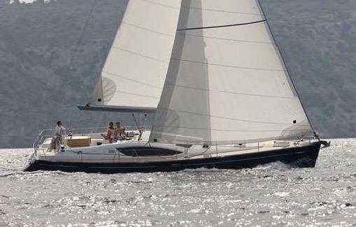 Alquiler de velero en Ibiza Sun Odyssey 49DS