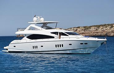 Ibiza Yacht Charter Sunseeker 27m