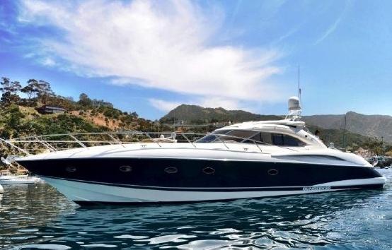 Ibiza Yachts Charter Sunseeker Predator 58