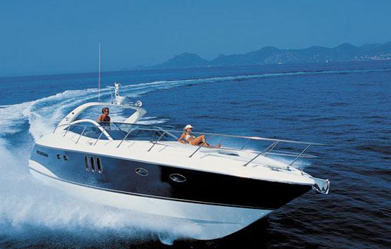 Alquiler lanchas en Ibiza Absolute 45