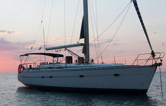 Alquiler veleros en Ibiza Bavaria 47
