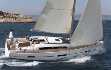 Alquiler velero Ibiza Dufour 410