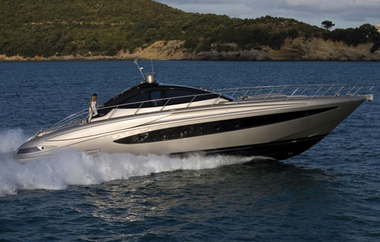Yacht charter on Ibiza and Formentera Riva 63 vertigo