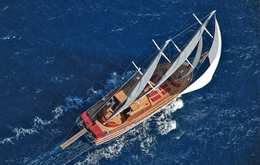 Ibiza and formentera Sailboat charter