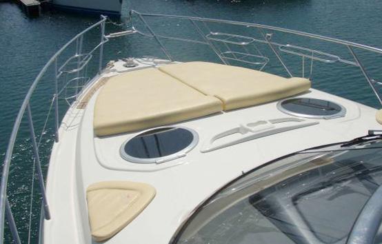 Ibiza and Formentera yacht charter Cranchi 41