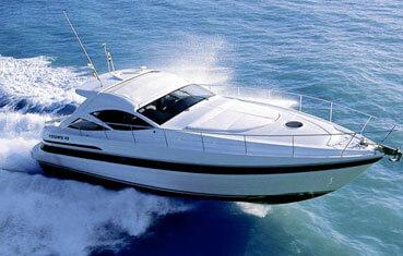 Alquiler de yates en Ibiza Pershing 43