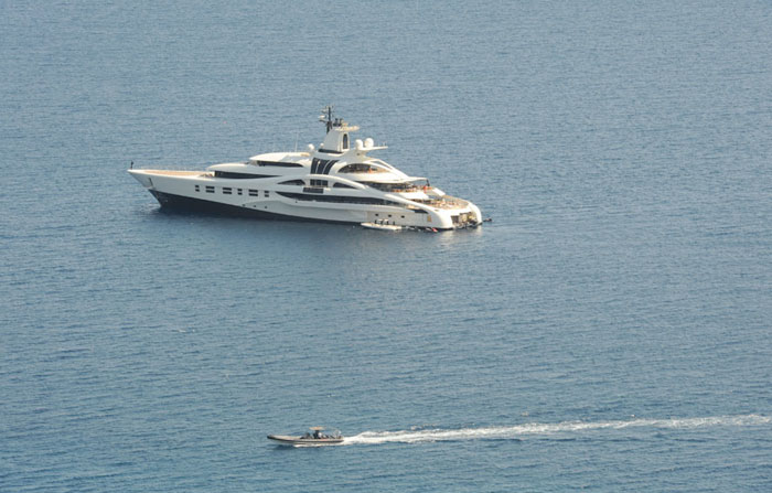 Ibiza and Formentera Mega Yacht