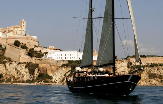 Ibiza Special Event Boats Charter