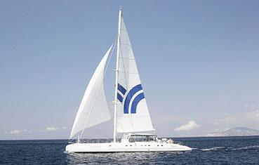 Alquiler de catamaran para eventos en Ibiza y Formentera