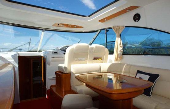 Ibiza yacht charter Beneteau flyer 12