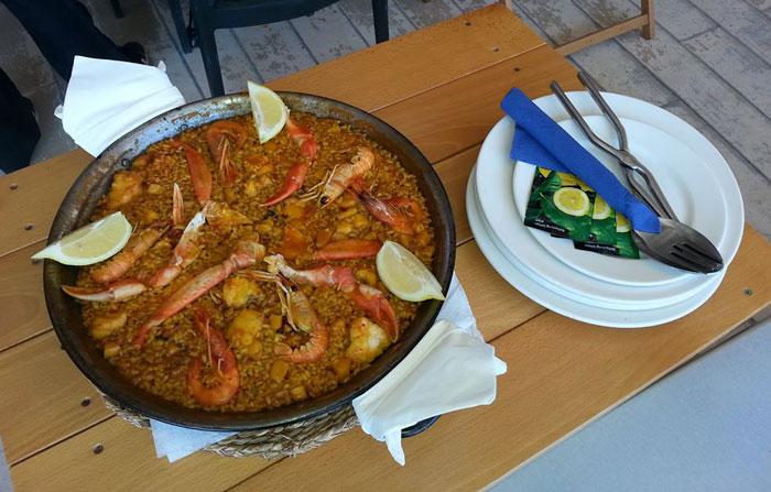 Gastronomía en Ibiza y Formentera