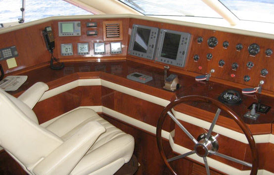 Alquiler yate Astondoa 95 en Ibiza o Formentera