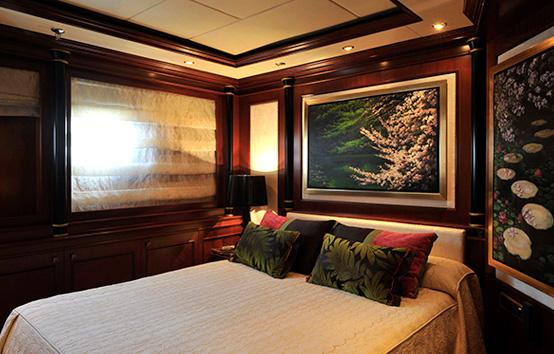 Yacht charter on Ibiza and Formentera Oassive 138