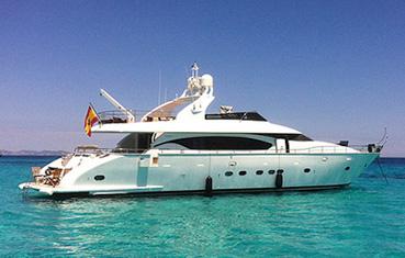 Yacths charter on ibiza and Formentera