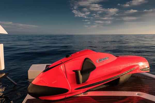 Yacht charter Ibiza and Formentera Sunseeker 80 Sport
