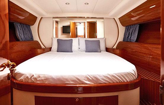 Yacht charter alfamarine 60 on Ibiza
