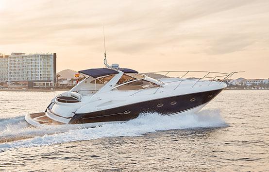 Ibiza Yachts Charter Sunseeker Portofino 46