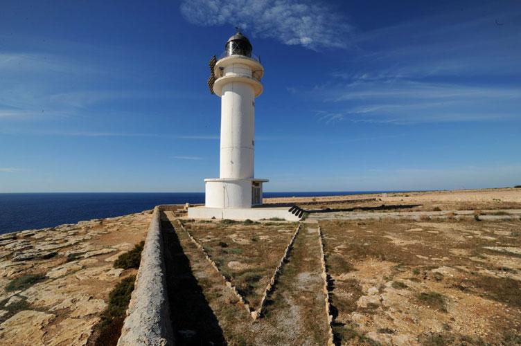 Faro de Cap de Bavaria Formentera