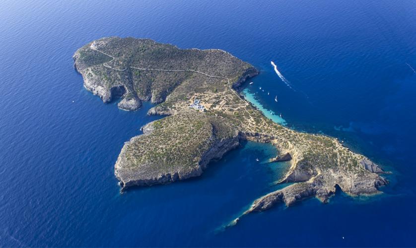 Visit Tagomago Island in Ibiza